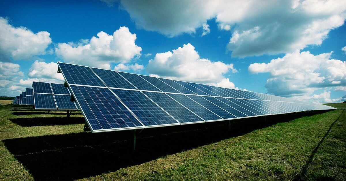 Adding a renewable energy source such as solar panels provides another passive farmland income source